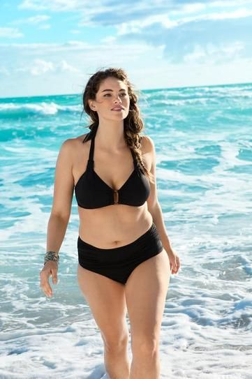 The 12 Hottest Plus-Size Models | StyleCaster...Jennie Runk...