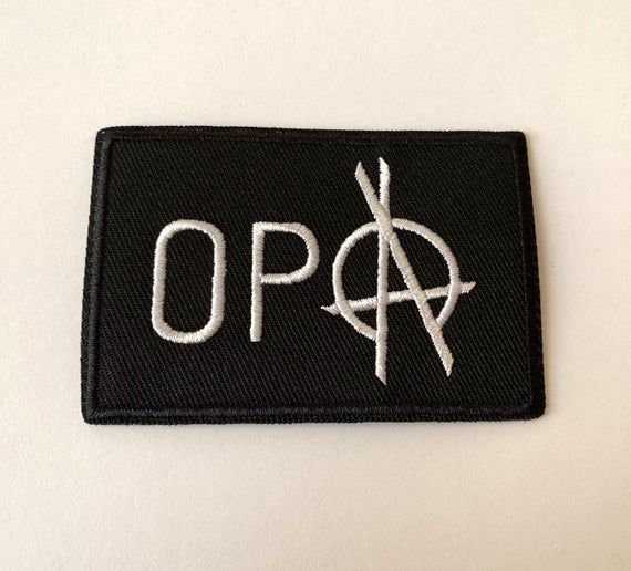 The Expanse OPA Belters Flag Iron-On Patch