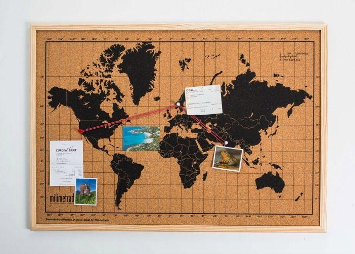 Dove comprare regali per chi viaggia, gadget per arredare la casa di un viaggiatore, TroppoTogo idee regalo originali per travel addicted