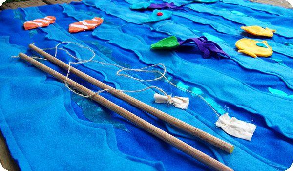 #fishing #felt #sewing