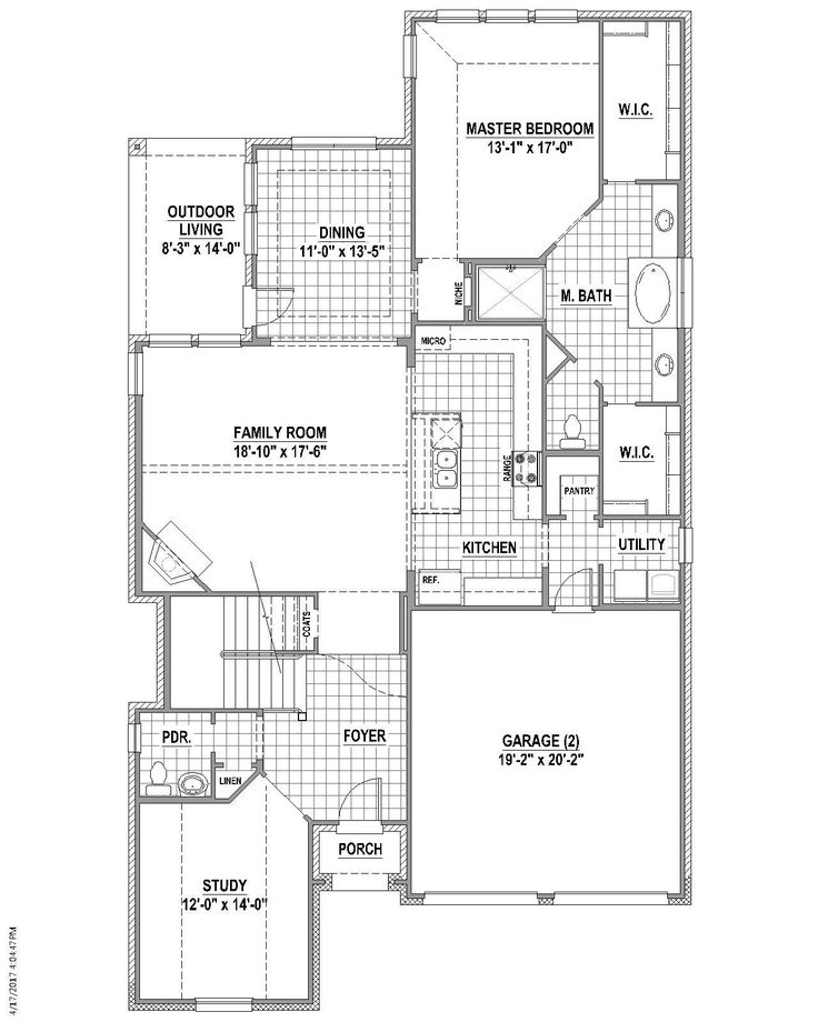 2172 Balcones Drive | New Homes in Carrollton, TXAmerican Legend Homes