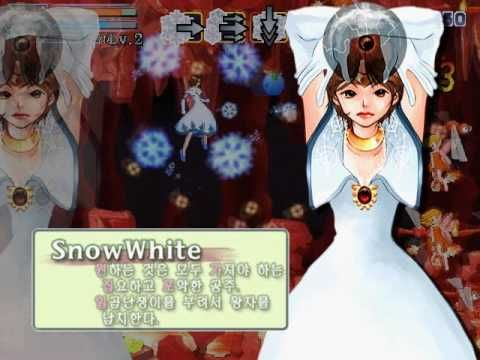 Snow White / PC / Dot Animation / Player Another Version design / UI design
