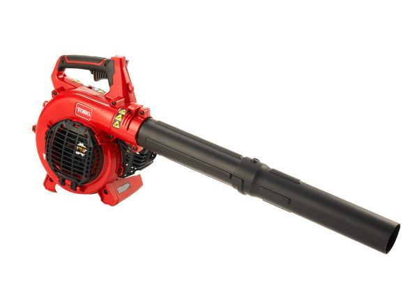 See Consumer Reports Review Of The Toro 51988 Gas Leaf Blower Leaf Blower Blowers Yard Tools
