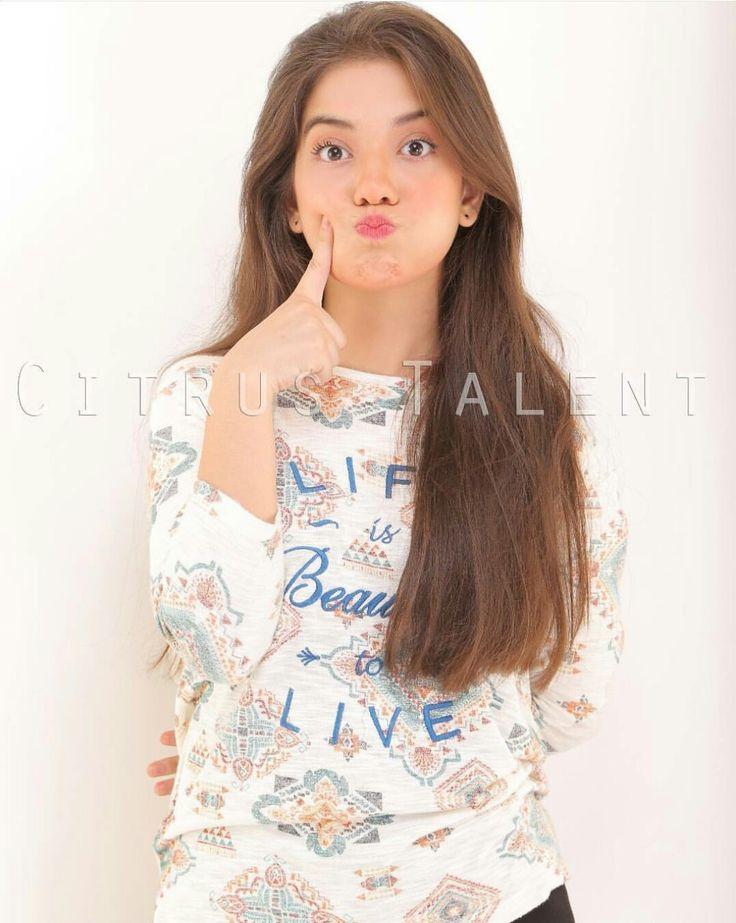 Cutie and Pretty Arisha Razi