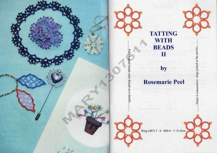 Gallery.ru / Фото #2 - Tatting with Beads II - mula