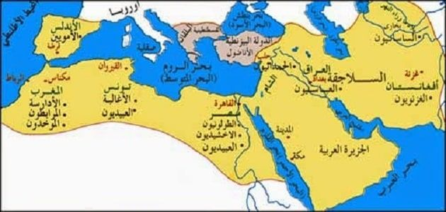 بحث عن الدولة العباسية جاهز للطباعة World Map Map Diagram