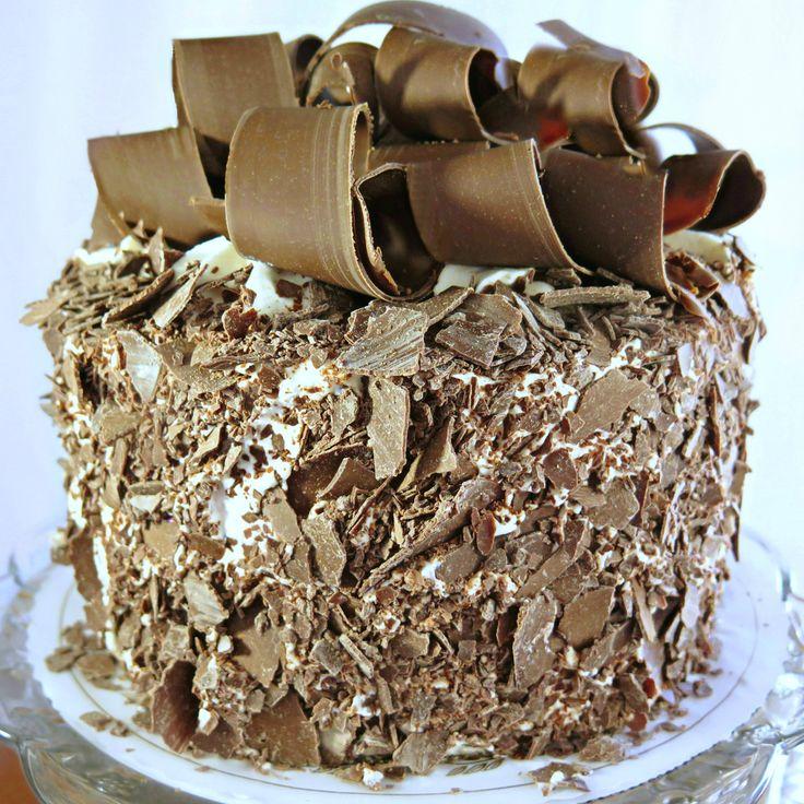 Madonna Inn Black Forest Cake