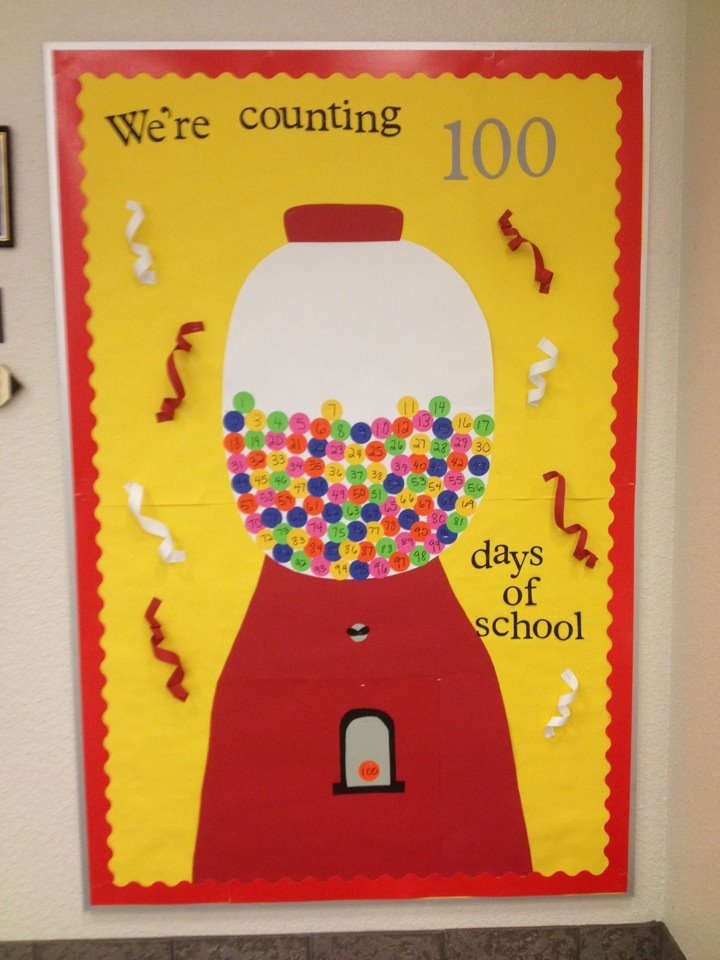 11 best 100 days of school fun images on pinterest 100 for 100th day of school decoration ideas