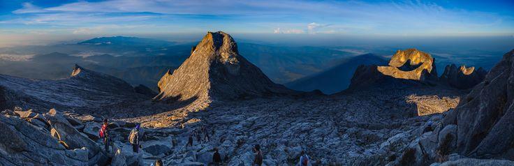 Summit Descent - Mount Kinabalu, Borneo