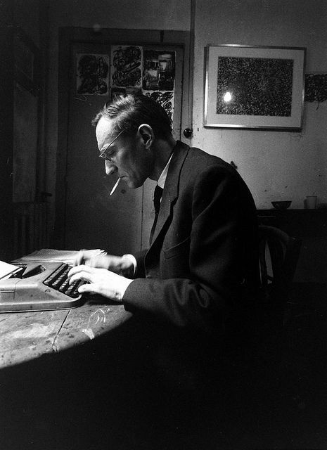 """Drove all night, came at dawn to a warm misty place..."" - William Burroughs, 1959"