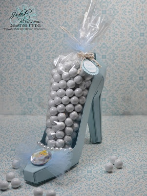 Created by Jaymie using Royal Candies, Candy Charms and Banner Dies and cone bag. http://jadedblossom.bigcartel.com/