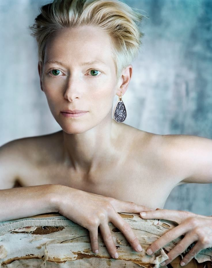 There's still time, Tilda!