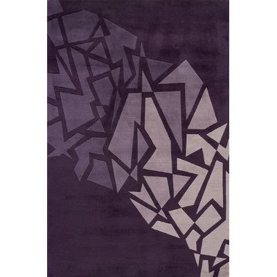 found it at wayfair new wave purple area rug