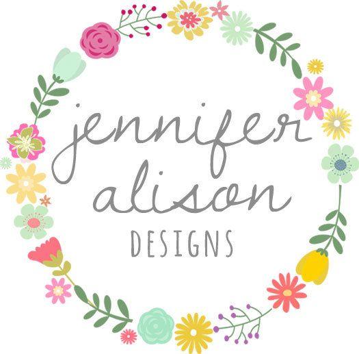 Pre-fatto corona fotografia Business Logo di jenniferalisondesign