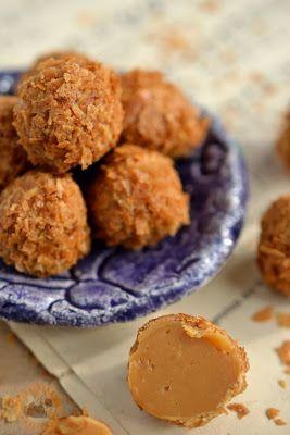 Crunchy truffles