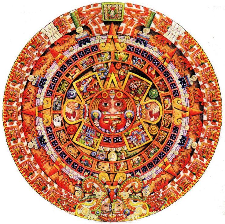 Calendario solar maya