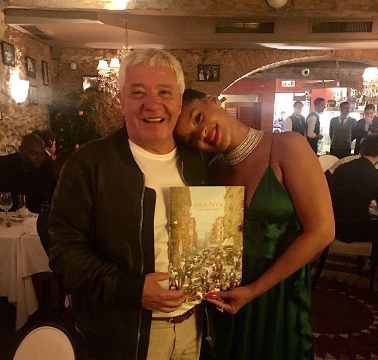Rihanna ∞ — May 20: Rihanna at Michelangelo restaurant in...