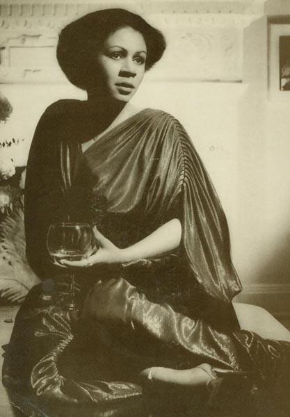 Beautiful portrait of Minnie Riperton