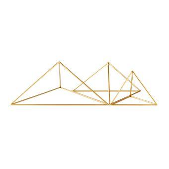 Wire pyramids