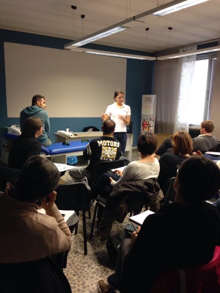 """Mectronic Medicale, in collaborazione con Bianucci, fa tappa a Lucca con il corso formativo """"Il trattamento delle patologie della spalla"""" — a Lucca."""