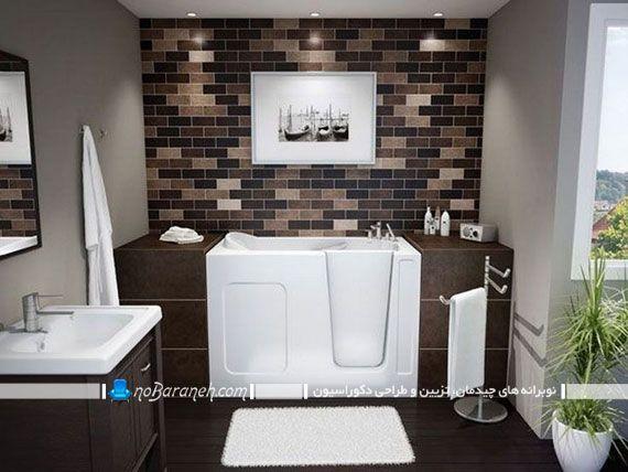 Modern Half Bathroom Design 17 best دکوراسیون سرویس بهداشتی images on pinterest | bathroom
