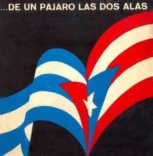 puerto rican and cuban flag