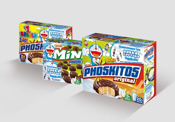NUTREXPA PHOSKITOS. SPAIN´S FAVOURITE SNACK