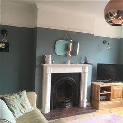 25+ bästa idéerna om Oval room blue på Pinterest | Lounge ...