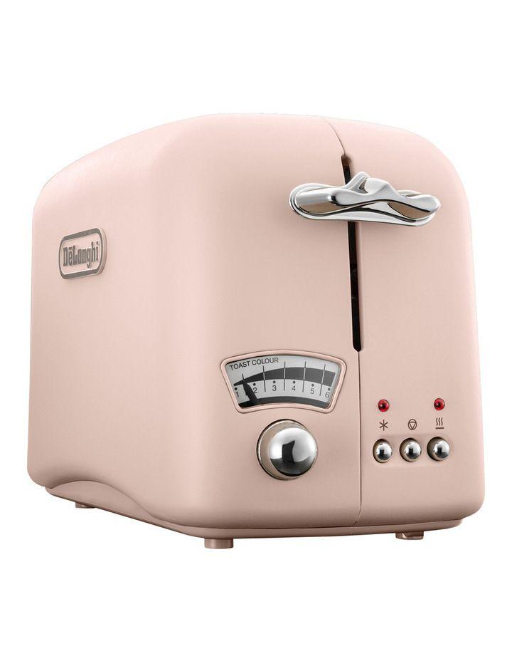 Delonghi Argento 2 Slice Toaster Pink Ct02pk Myer Toaster