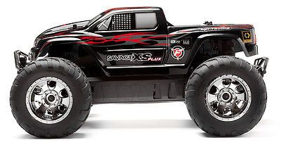 HPI Savage XS Flux Waterproof 2.4GHz 4WD RTR