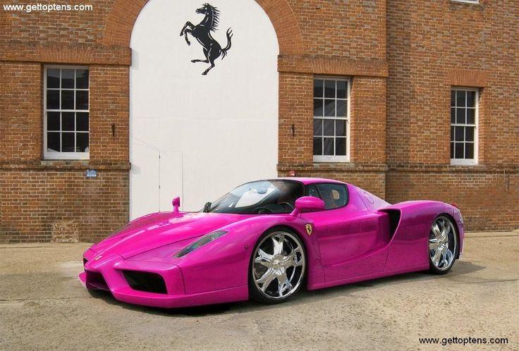 Ferrari Enzo Price | 10). Ferrari Enzo ( Price $644,000.00 )...pocket change...hahahaha!!!