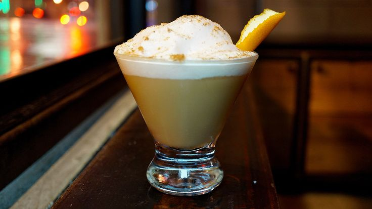 Sailor Jerry's Sleigh Ride was a great holiday drink that even tastes delicious well into the New Year. To check out this awesome cocktail, go to FollowMyGut.com! #FollowMyGut #blog #restaurant #DTLA #DowntownLA #DowntownLosAngeles #LA #LosAngeles #PlanCheck #cocktails #drinks #liquor