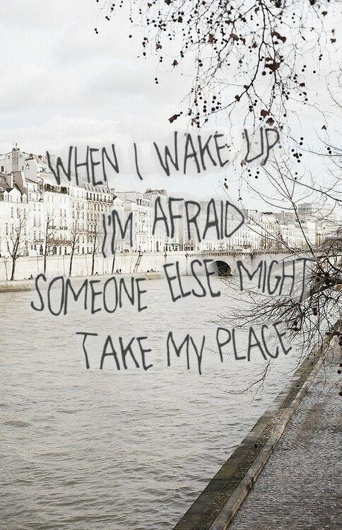Afraid - The Neighbourhood. The Neighbourhood is one of my musical obsessions