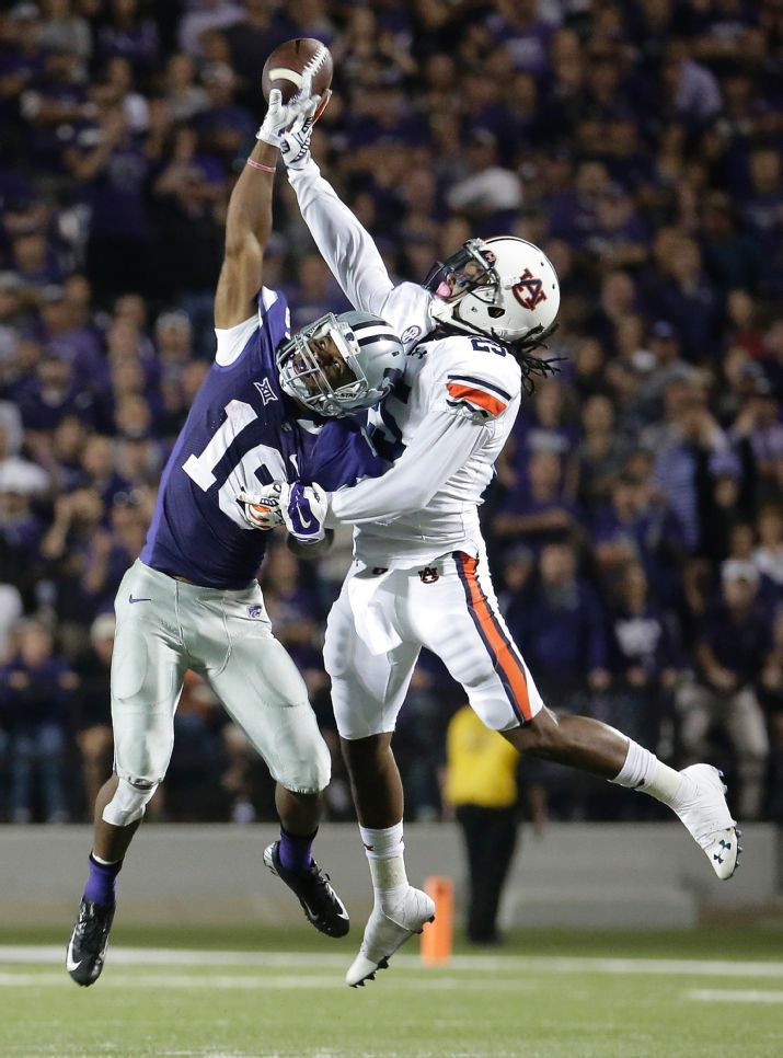 Auburn Football - Tigers Photos - ESPN Check this out too, RollTideWarEagle.com for great sports stories that inform and entertain. #Auburn #WarEagle