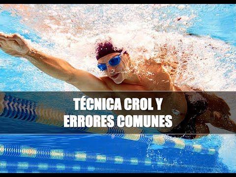Técnica de Crol (estilo libre) y ejercicios prácticos - ZonaDeMeta .com