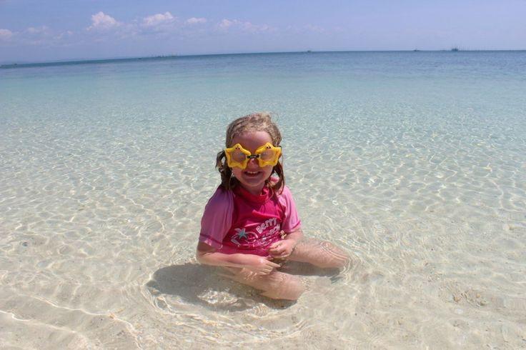 Starry eyed girl...Beautiful Bantayan Island - Philippines - Curious Plan