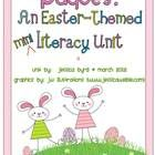 This mini literacy unit has 8 literacy activities designed for French Immersion Kindergarten or Grade One classes.