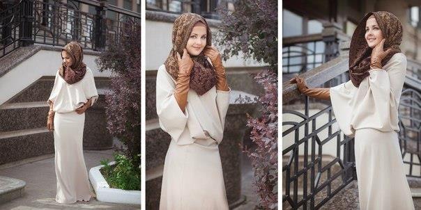 Мусульманский костюм мужской и женский