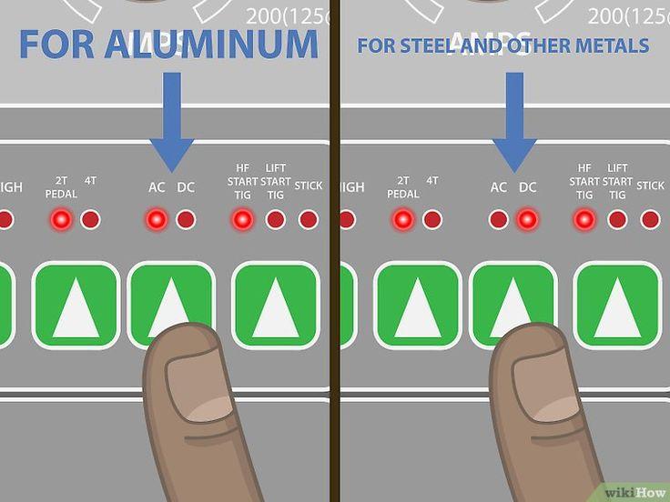 TIG Weld | Inert gas, Steel, Welding