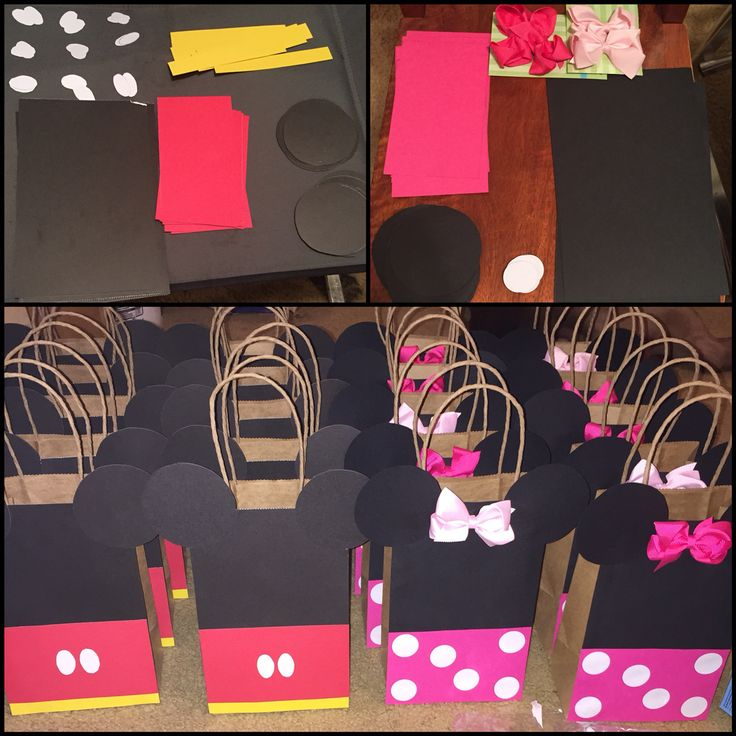 Made these goody bags for a 2 year old boys birthday party #DIY #AustinTexas…