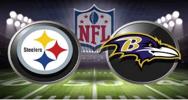 Ravens vs Steelers football game live | Live Football Game Online
