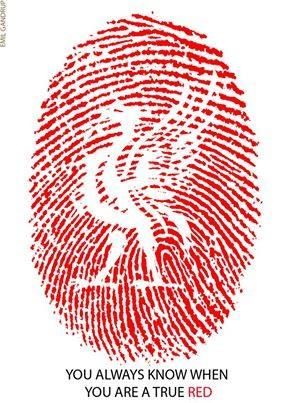 a true, full-blooded YNWA Red!