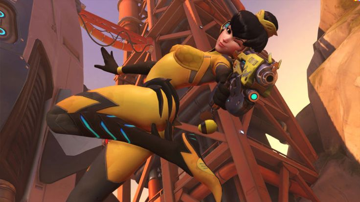 Overwatch Test Patch Adds Tons Of New Voice Lines