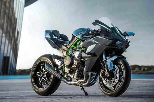 Harga Kawasaki Ninja H2 dan H2R