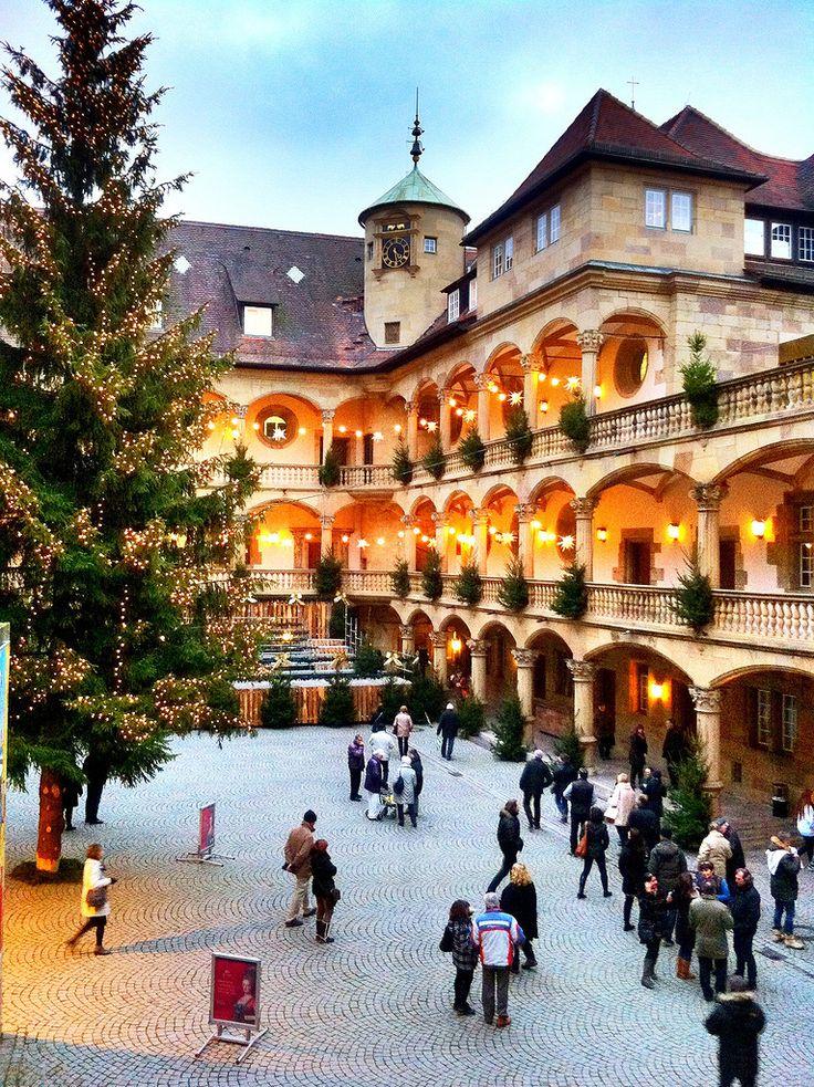 Altes Schloss Stuttgart, Baden-Württemberg