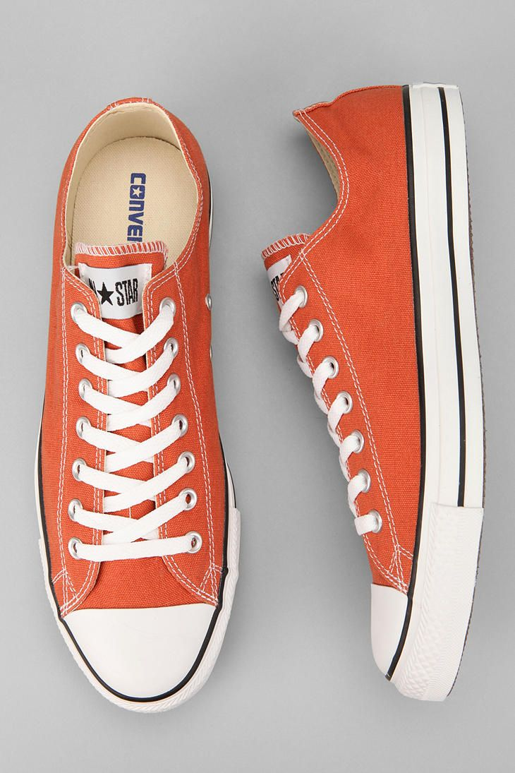 Orange parfait ! Converse Chuck Taylor All Star Low Sneaker