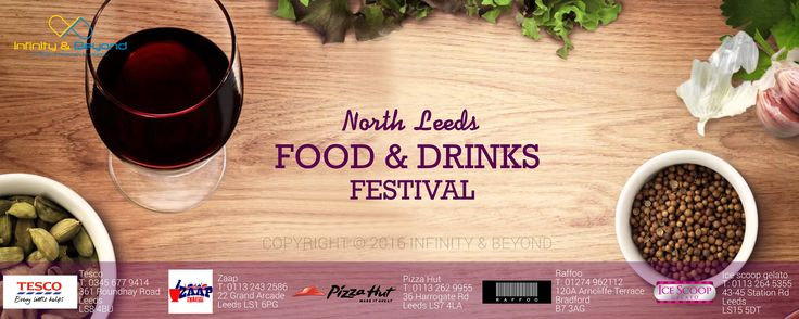 Celebrating Food & Drinks Festival, Leeds