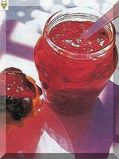 vcielkaisr-mojerecepty: Višňovo – jablkový džem so škoricou