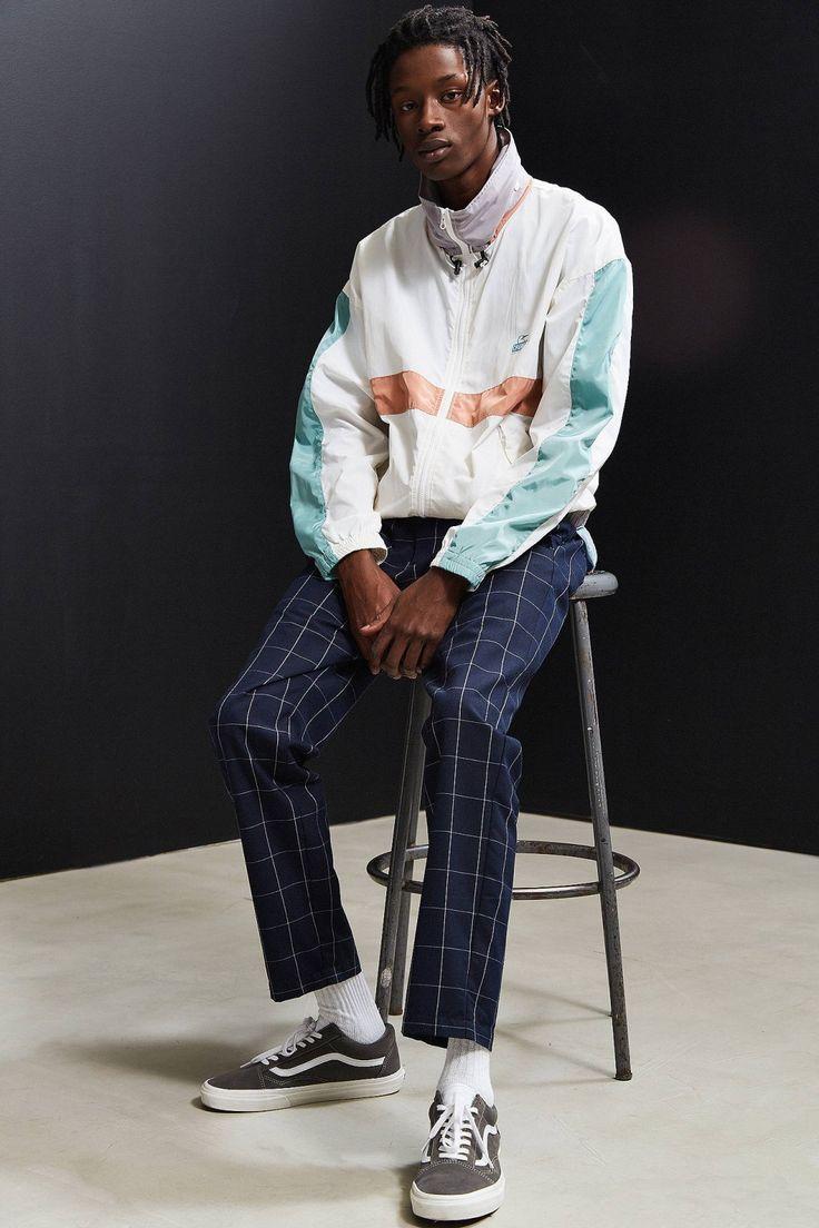 Chums '80s Blousen Windbreaker Jacket   Urban Outfitters