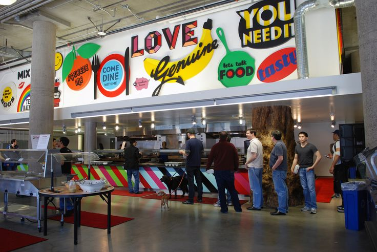 78 best images about office canteen on pinterest for Zynga office design